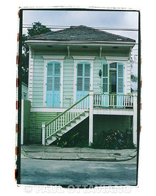 Bywater Aqua Cottage