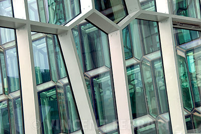 Harpa Glass Shapes