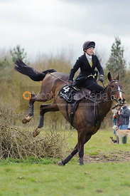 - Dianas of the Chase - Side Saddle Race 2014.