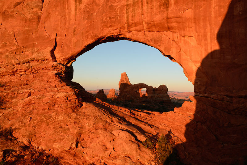 Turret Arch Sunrise