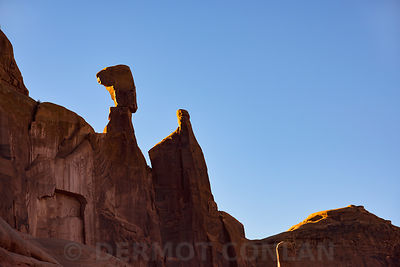 Park Avenue, Arches NP