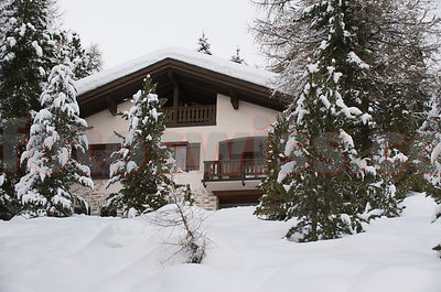 Villa Schickedanz in via Alpina 8 in Saint Moritz