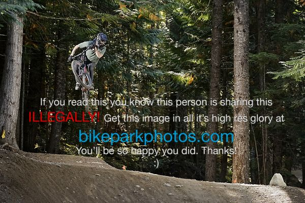 Friday September 28th Aline Tombstone bike park photos