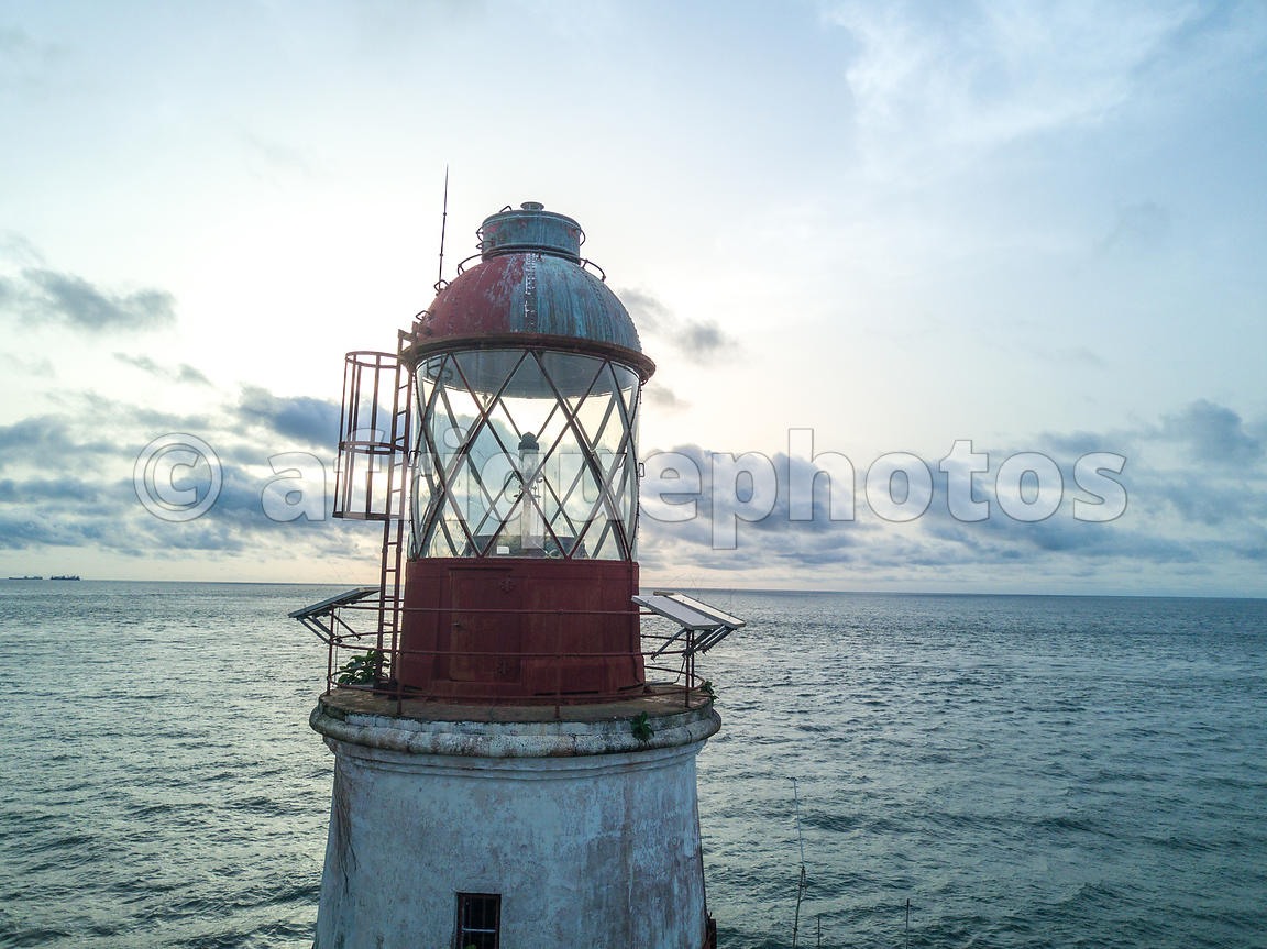 Phare du Cap Sierra Leone, Freetown