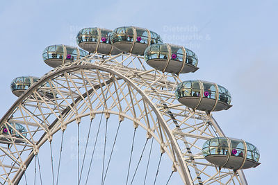 London Eye, Riesenrad, London