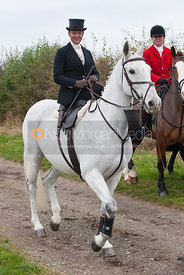 Emma Brown - Quorn Hunt Opening Meet, The Kennels 26/10