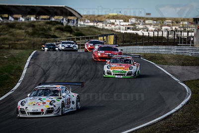 31 David Ashburn / Nick Tandy Trackspeed Porsche 997 GT3 R GT3