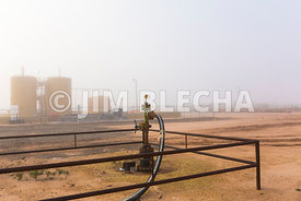 Waste Water Injection Well