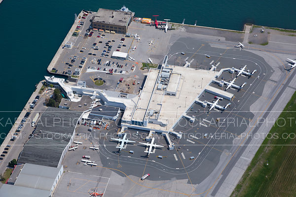 Billy Bishop Toronto City Airport Terminal (CYTZ)