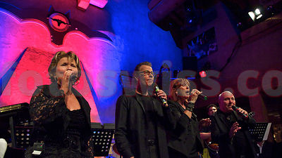 The Manhattan Transfer at Opening Night of Festival da Jazz Live at Dracula Club St.Moritz