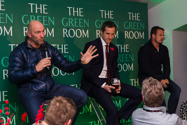 Greenroom England v New Zealand 08.11.14