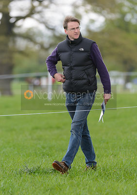 Peter Nixon - Brigstock International Horse Trials, Rockingham Castle 2014