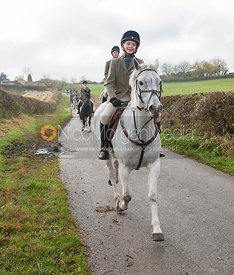 The Cottesmore Hunt at Tilton on the Hill 10/11/12