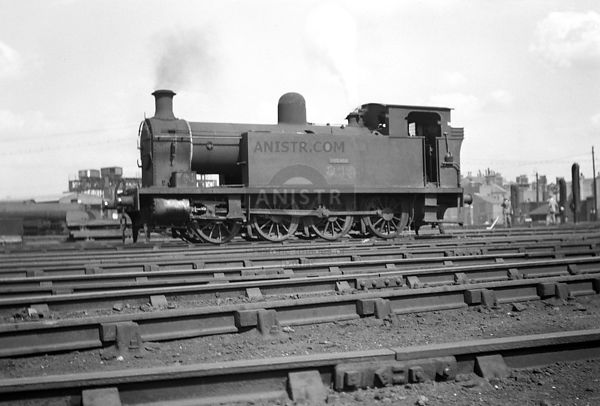 PHOTOS OF KES CLASS 0-6-0T SR STEAM LOCO