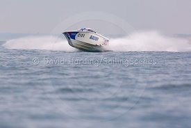 Blastoff, C-100, Fortitudo Poole Bay 100 Offshore Powerboat Race, June 2018, 20180610192