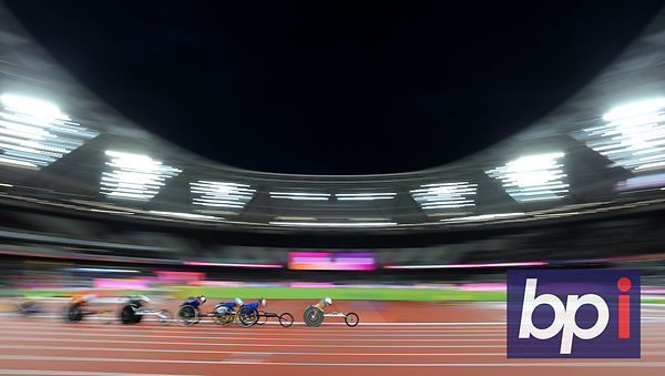 World Para Athletics Championships 2017, Day Nine, London Stadium, London, UK, 18 July 2017