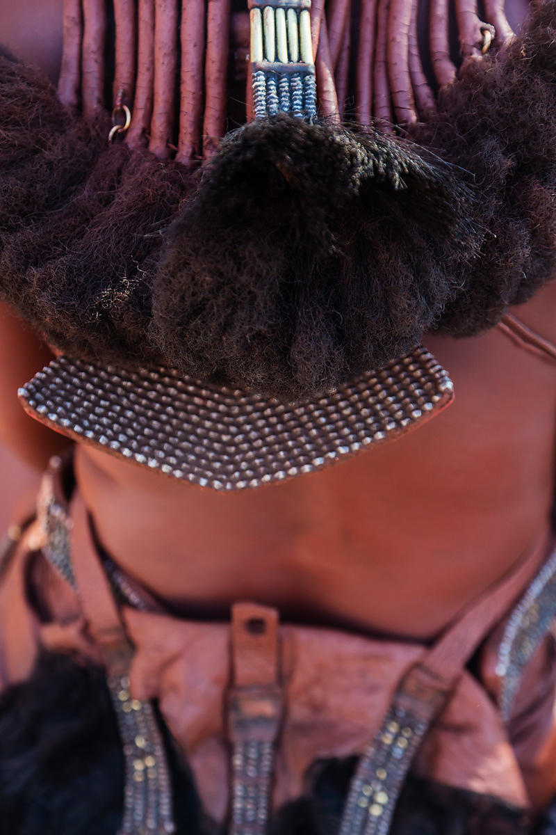 Himba Body Adornment