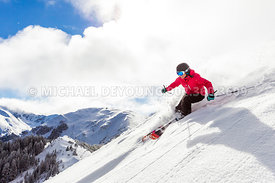 ACTIVE LIFESTYLE SKIING TAOS SKI VALLEY RESORT