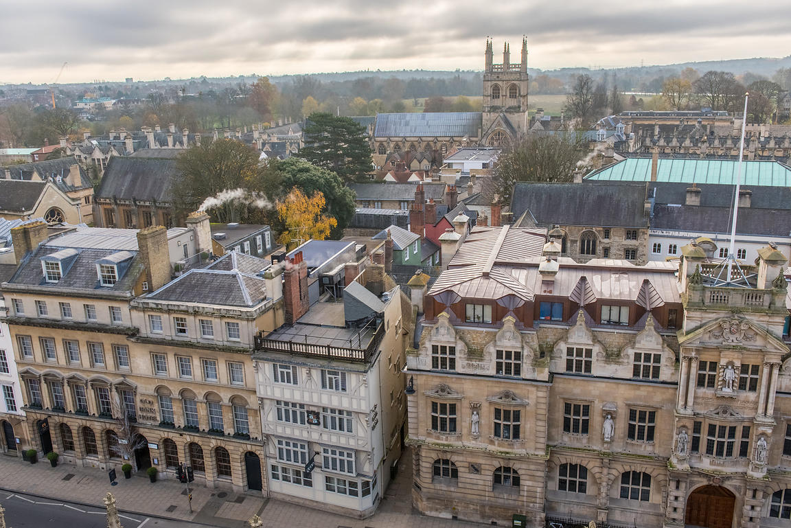 Oxford view