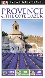 Cover DK Eyewitness Provence travel guide