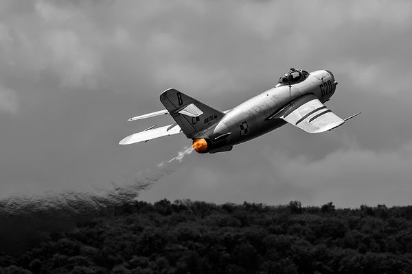 MiG-17PF Swept-wing Fighter