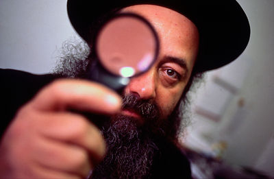 Israel - The Rabbi Detective
