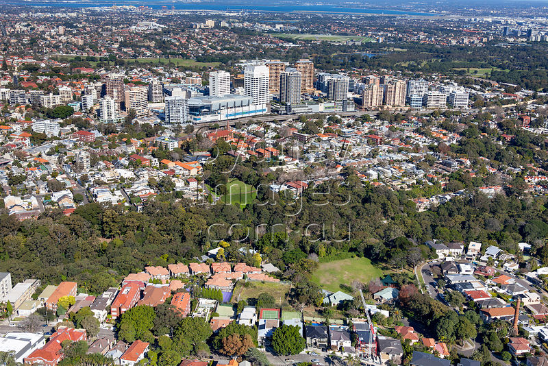 Bellevue Hill and Bondi Junction