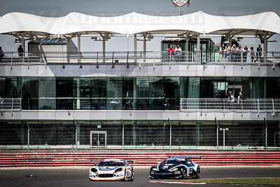 45 Rory Bryant / Anthony Rodgers Blendini Motorsport Ginetta G50 GT4 6 Phil Dryburgh / John Gaw PGF - Kinfaun AMR Aston Marti...