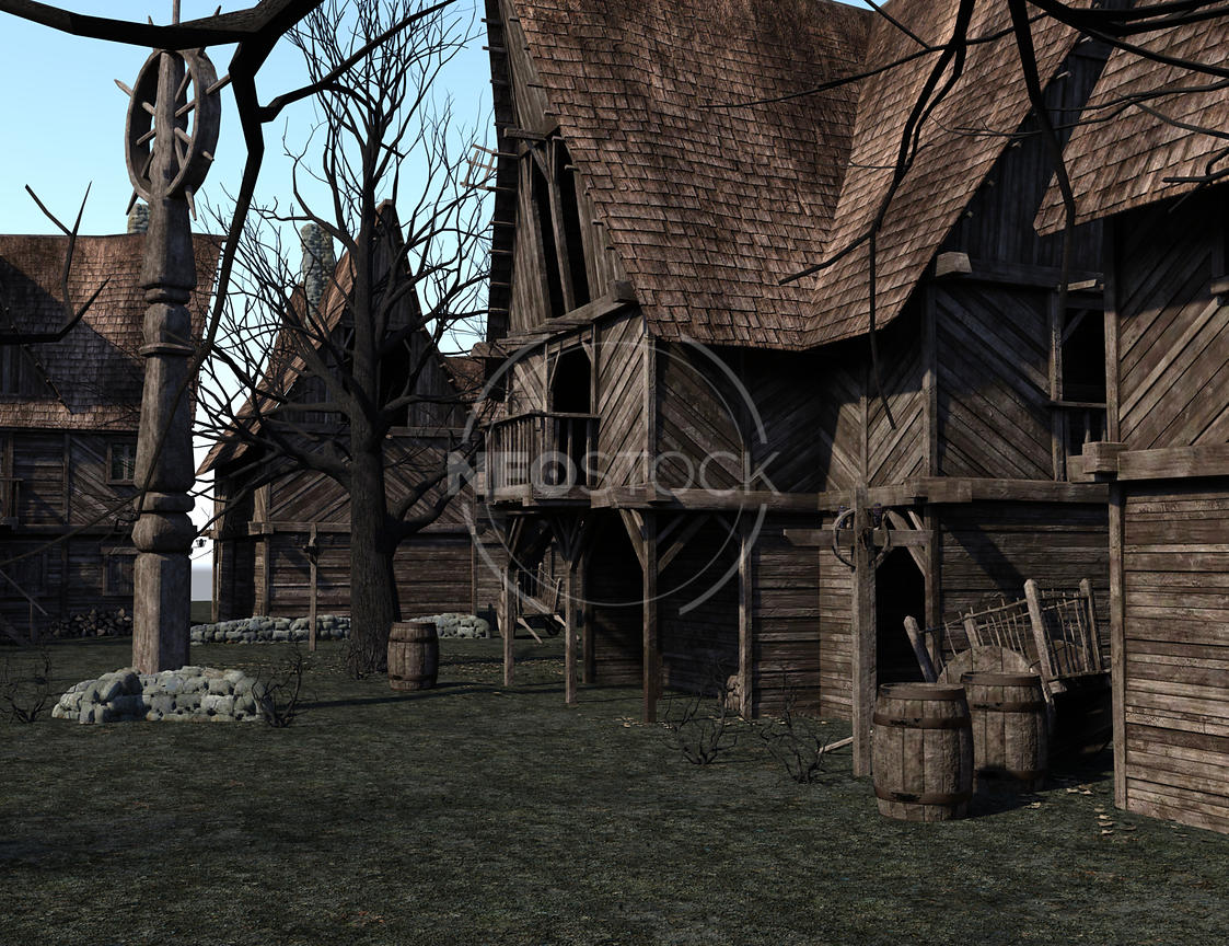 cg-006-medieval-village-background-stock-photography-neostock-8