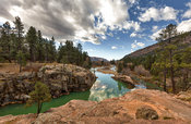 Baker's Bridge Area, Durango Co
