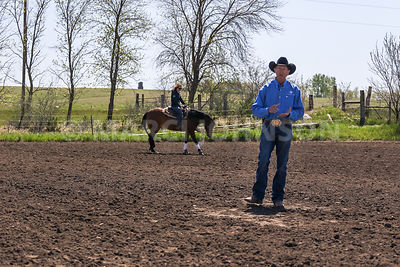 5-18 Craig Johnson Clinic at Flach Ranch