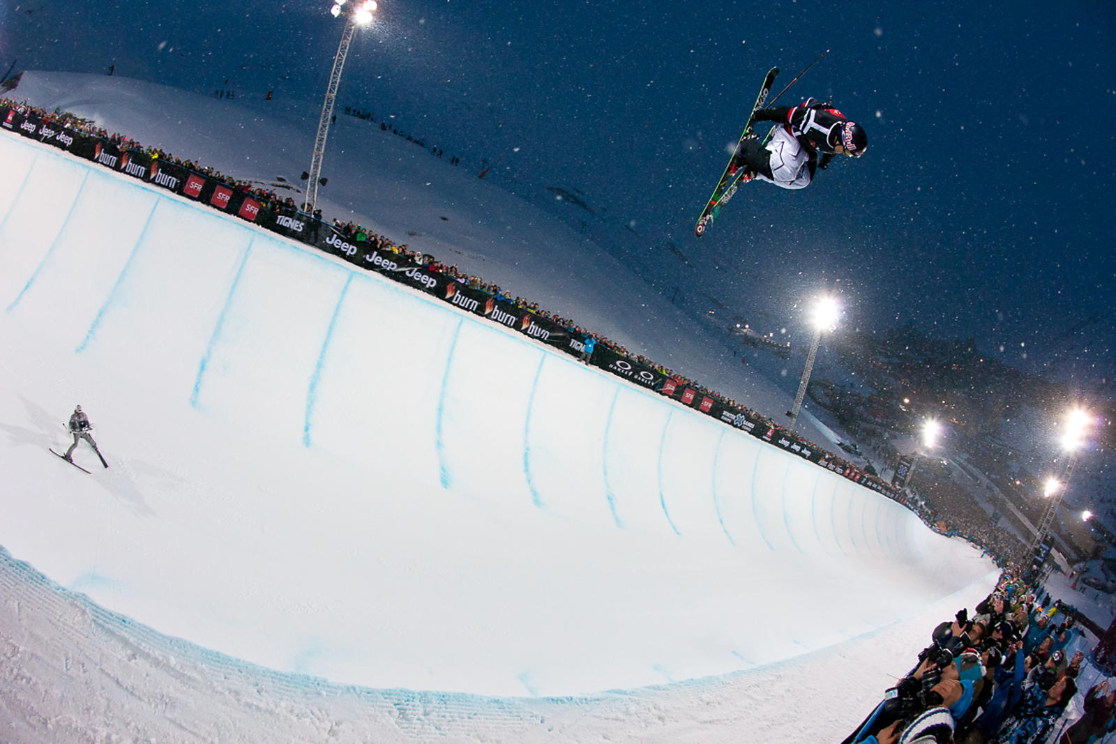 Tignes: Winter X Games Europe 2011