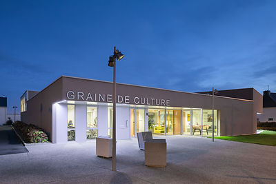 Graine de Culture, Trémuson // BIHAN PAGEOT Architectes