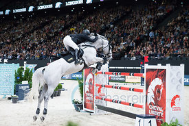 Paris, France, 15.4.2018, Sport, Reitsport, LONGINES FEI World Cup Finals Paris - Longines FEI World Cup Jumping Final III Bi...