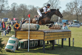 Andrew Nicholson and CALICO JOE - Belton Horse Trials 2012