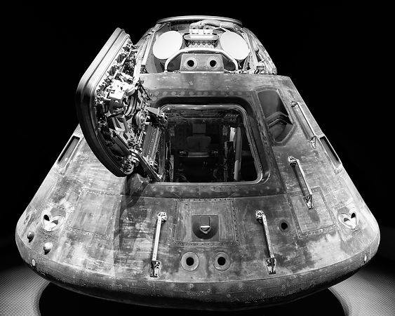 Apollo 14 Command Module Kitty Hawk