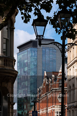 45 Church Street, offices in Birmingham, England