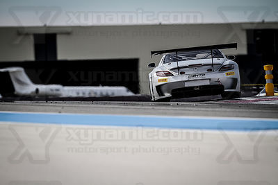 21 David Jones / Godfrey Jones Preci-Spark Mercedes SLS GT3