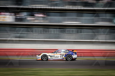 45 Rory Bryant / Anthony Rodgers Blendini Motorsport Ginetta G50 GT4