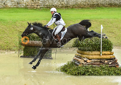 Gwendolen Fer and TRAUMPRINZ, Equitrek Bramham Horse Trials 2018