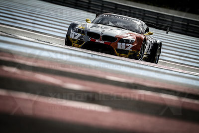 25 Ludovic Badey / Henry Hassid / TDS Racing BMW Z4