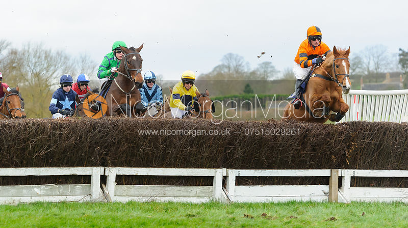EMTIDAAD (David Mansell) - Race 7 - Maiden - The Cottesmore Point-to-point 26/2