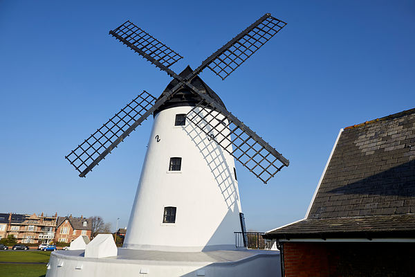 The Windmill of Lytham Green