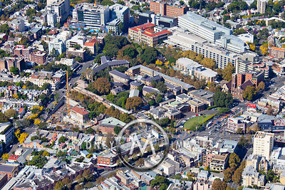 Darlinghurst Aerial Photography