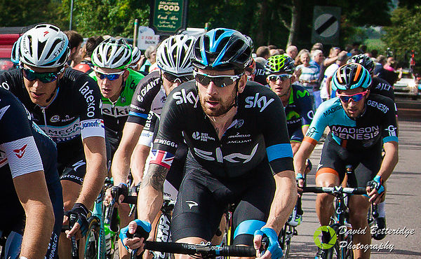 Tour of Britain - 12.09.14