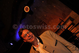 Mark Fischer Member of Dracula Club at Festival da Jazz- Live at Dracula Club in Saint St. Moritz