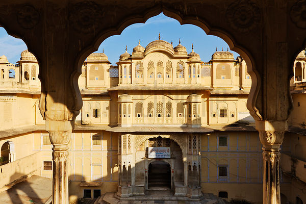 Classic Rajasthani Architecture