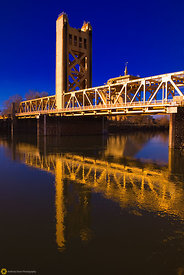 Tower Bridge, Sacramento #1