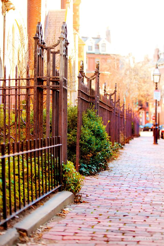 BOSTON MASSACHUSETTS COLOR VERTICAL