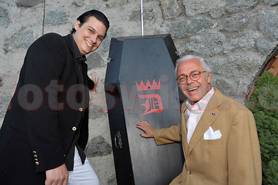 Fabio Kuenz - Jose Oliver at Opening Night Festival da Jazz- Live at Dracula in St.Moritz